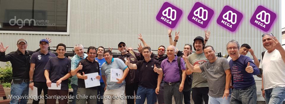Megavisión en training
